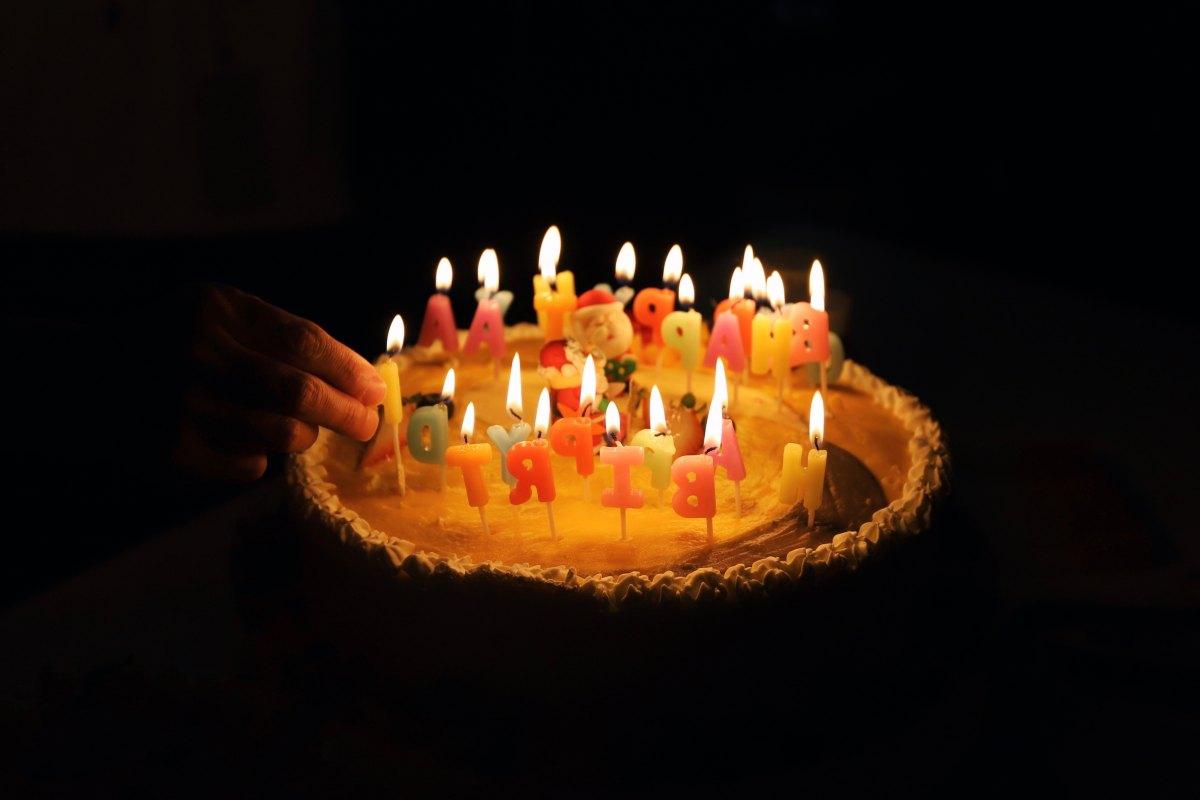 Happy Birthday, isn'tit?